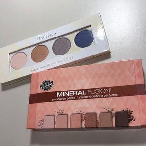 Nib organic eyeshadow bundle